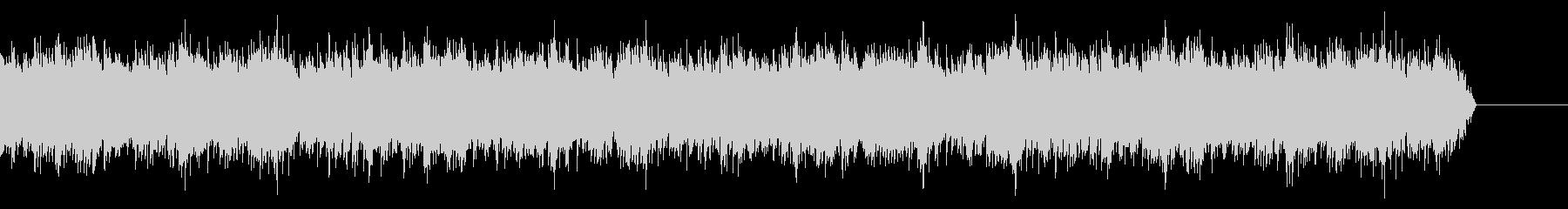 無敵状態、ボーナスタイムの効果音1の未再生の波形