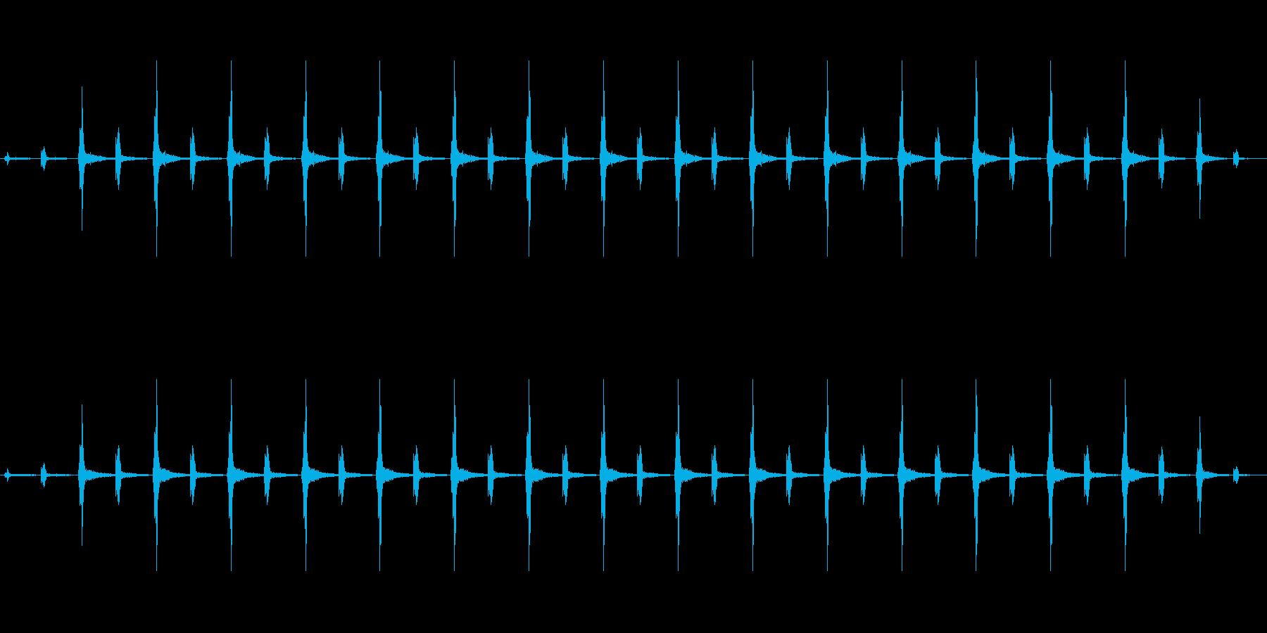 時計 ticktock_46-1_revの再生済みの波形