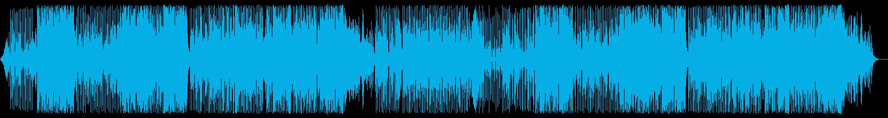 アイネクライネナハトムジーク remixの再生済みの波形