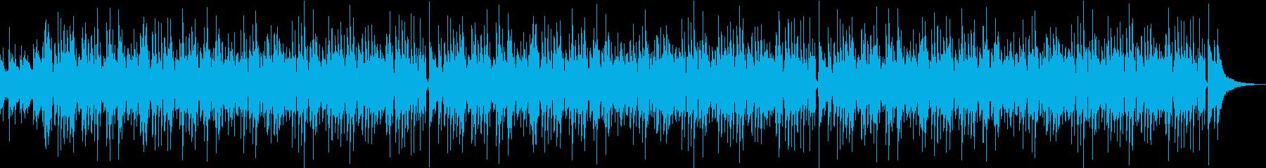 子供に嬉しいマリンバの優しい生演奏ポップの再生済みの波形