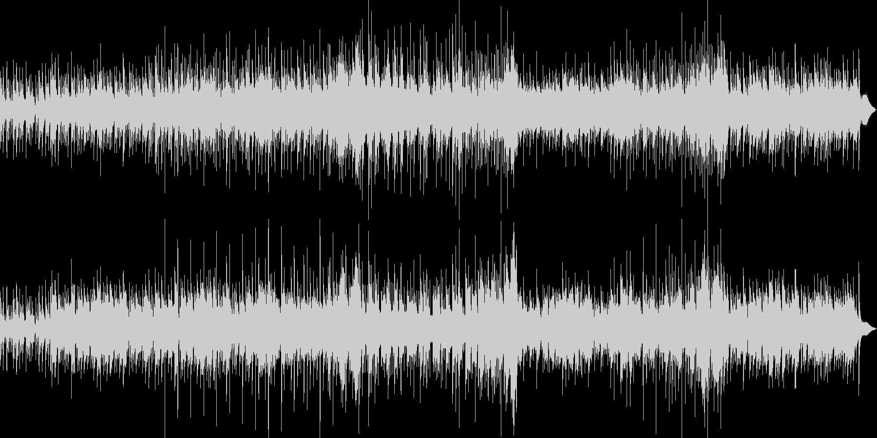 夕焼けが似合うアコギサウンドの未再生の波形