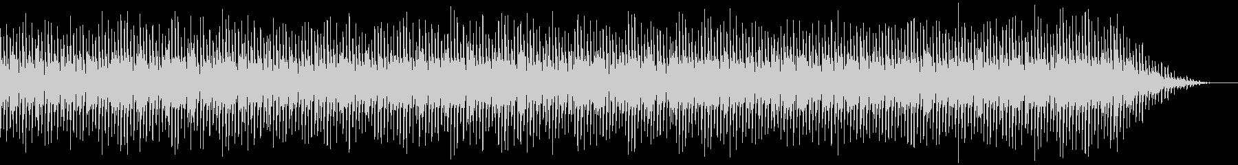 8bitクラシック-Ave Maria-の未再生の波形