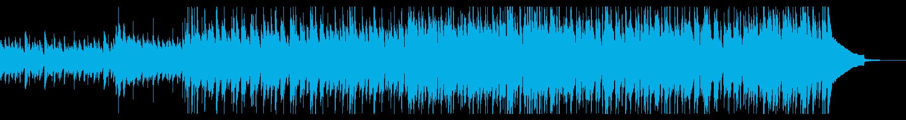スタートの扉ーカントリースタイルの再生済みの波形