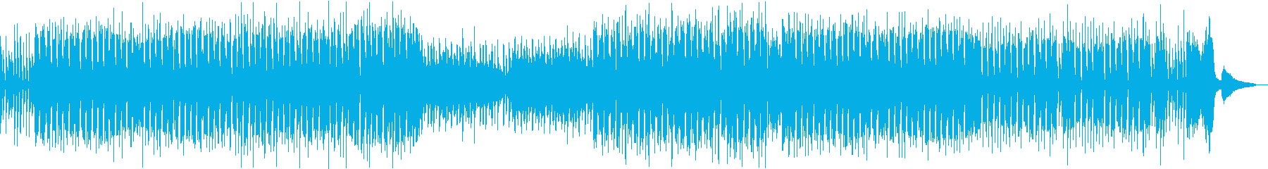 怪しいハロウィンおばけパーティBGMの再生済みの波形