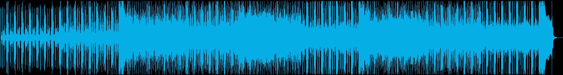 緊迫感のあるクラシカルなハードロックの再生済みの波形