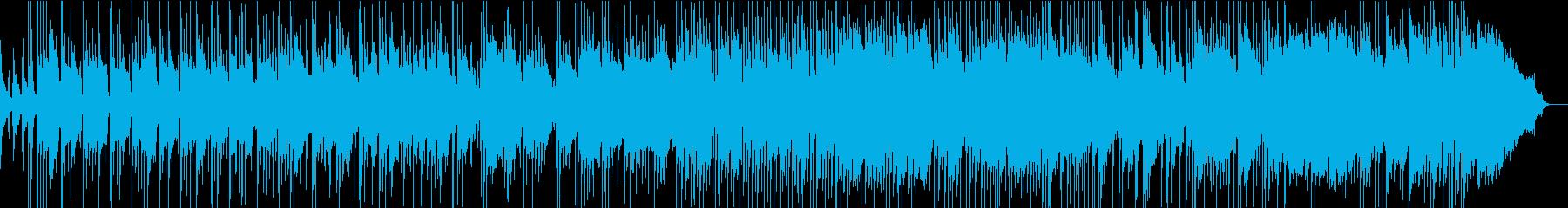 英詞AGラップスチールUKブルースロックの再生済みの波形