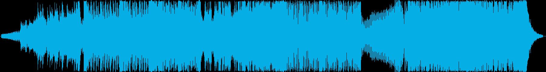 新世紀実験 未来の技術 神経質 燃...の再生済みの波形