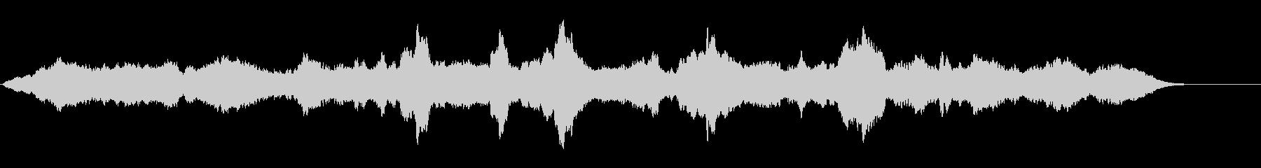 スペーシーなムードのオルタナティブ...の未再生の波形