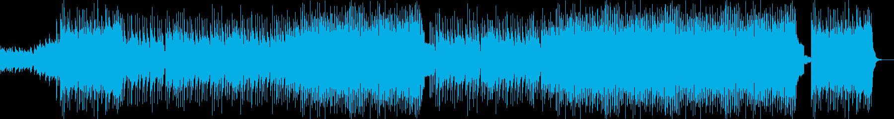 コマーシャル用の音楽。バラード。ド...の再生済みの波形