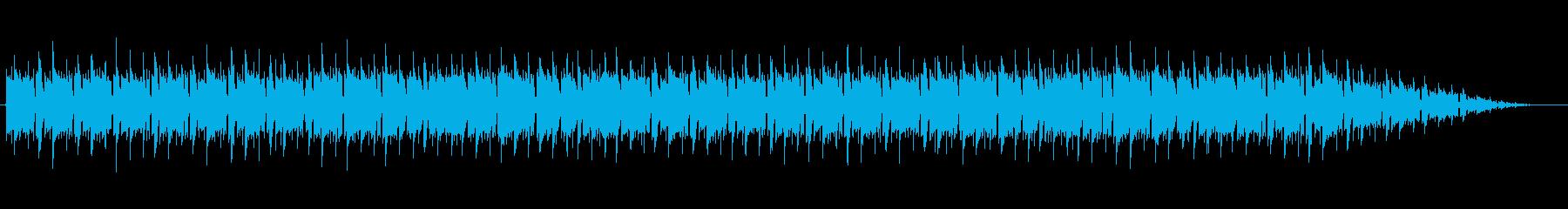 バトル チップチューン風 ローファイの再生済みの波形