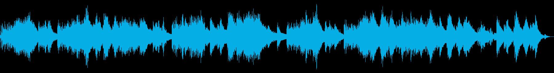 Superluminal Pの再生済みの波形