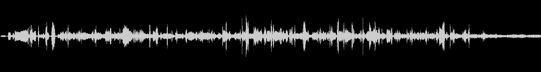 ラジオのチューニング、ラジオのチュ...の未再生の波形