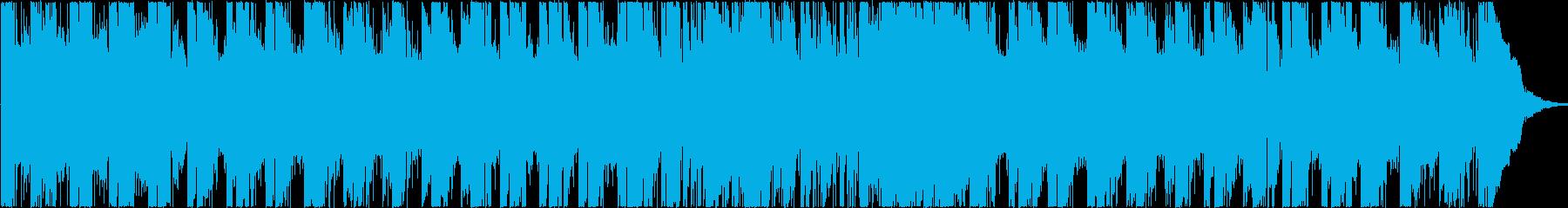 メランコリック風大人サウンドの再生済みの波形