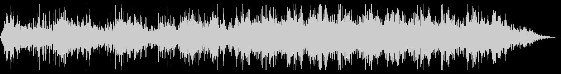 ダーク 不穏 暗い雰囲気 トイピアノの未再生の波形