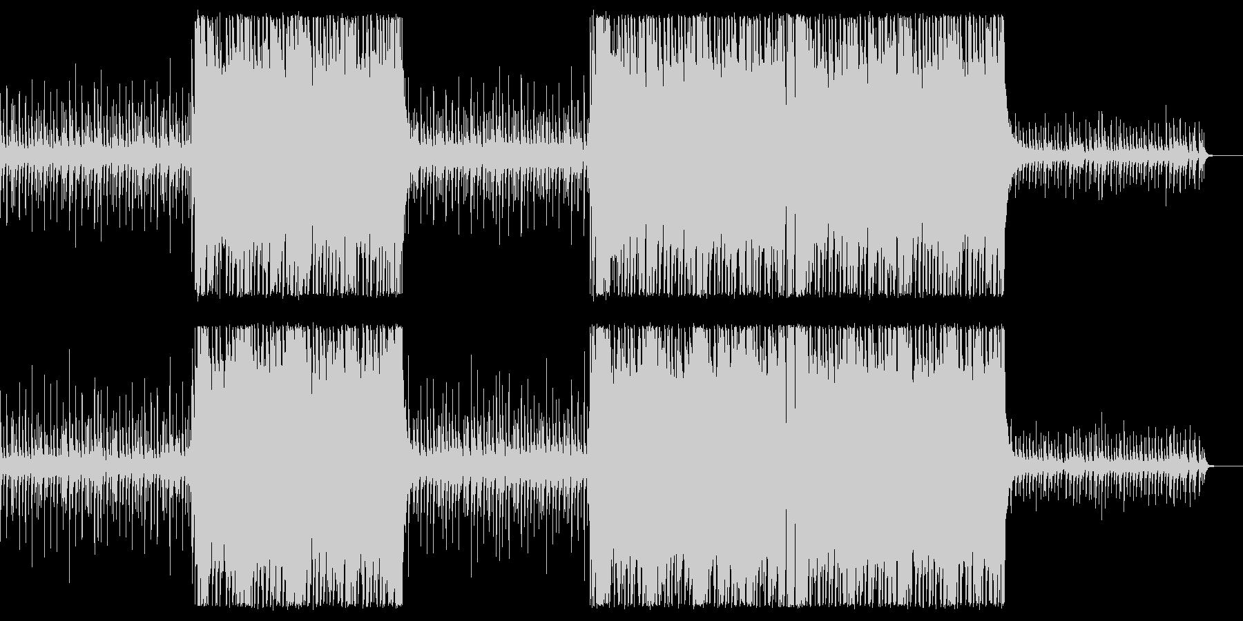 【メロディ抜き】シンプルかっこいいアコ…の未再生の波形