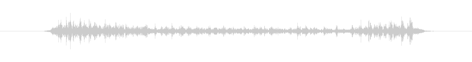 バルーン エアリリースファート01の未再生の波形