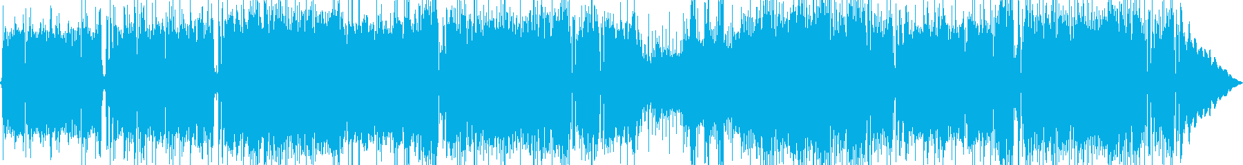 ゲームBGM ダンジョンや戦闘のイメージの再生済みの波形