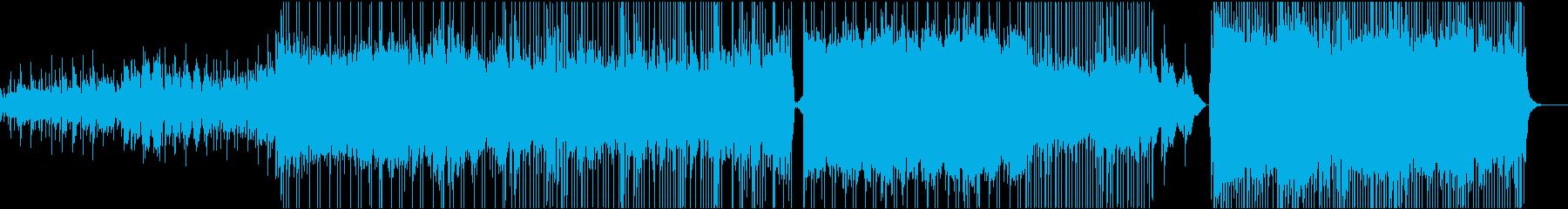 Acusticギターが抜かれていま...の再生済みの波形
