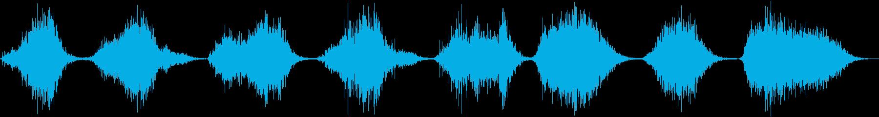 CHAOTIC MONSTER B...の再生済みの波形