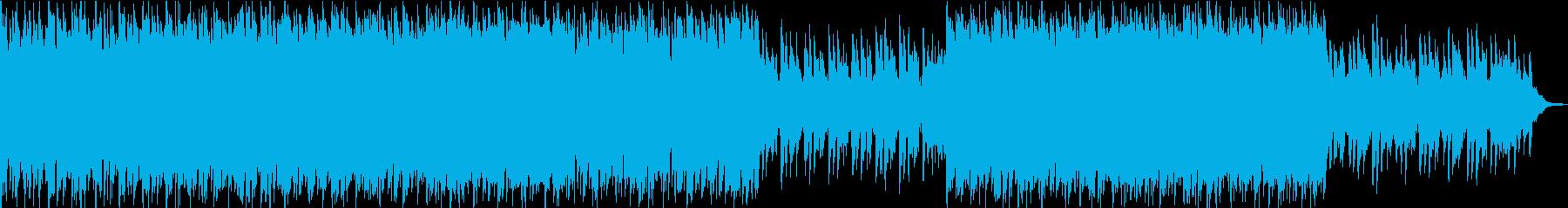 フュージョン ジャズ ほのぼの 幸...の再生済みの波形