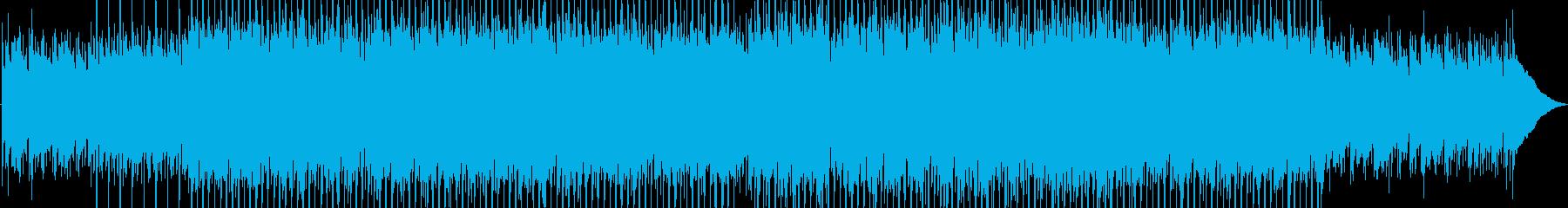 ポップ ロック カントリー 民謡 ...の再生済みの波形