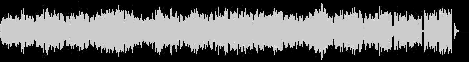 ドローン フリーズ01の未再生の波形