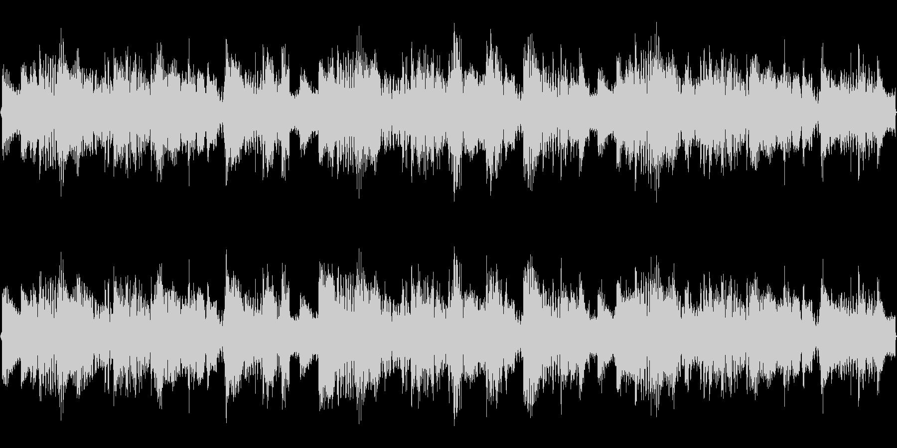 Dubstepの進化形です。の未再生の波形