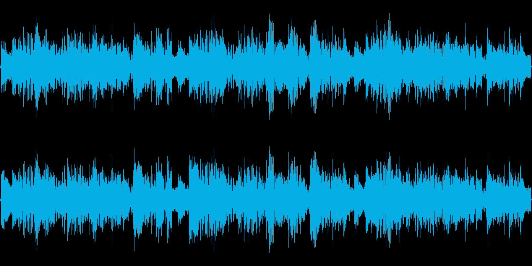 Dubstepの進化形です。の再生済みの波形