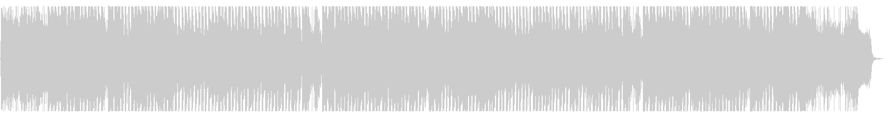 【和風EDM】尺八と琴でゆったりの未再生の波形