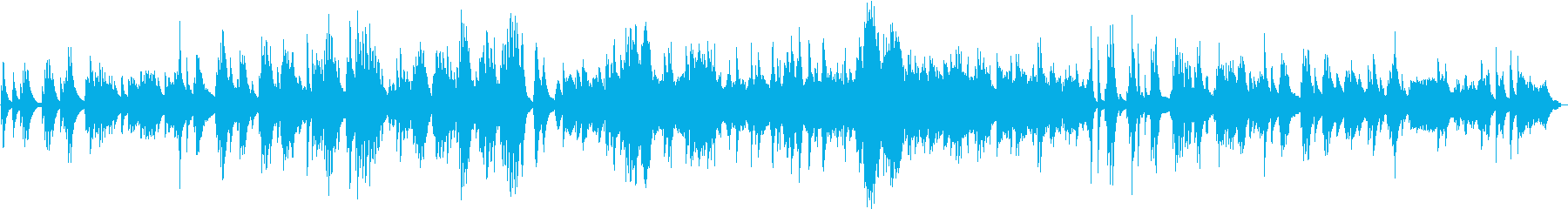 月の光 - ドビュッシー・アコギの再生済みの波形