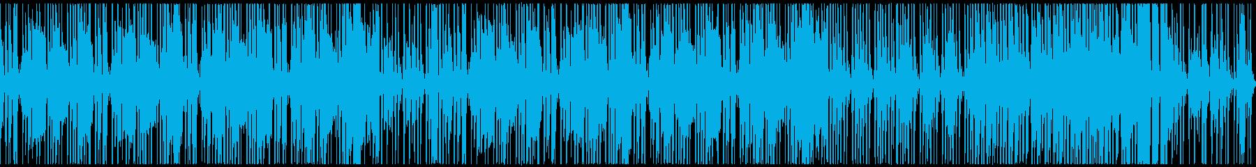 手並みが鮮やかな名探偵の謎解き風BGMの再生済みの波形