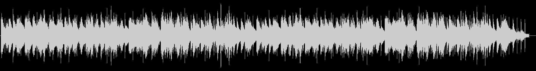 けだるい雰囲気のピアノ Lofiの未再生の波形