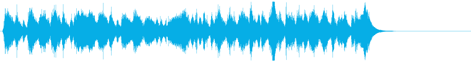 大冒険の幕開け駆け抜ける金管重奏の再生済みの波形