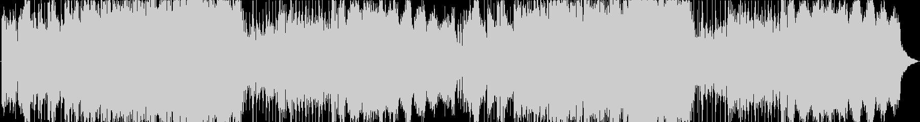 RPGに合うミドルテンポなオーケストラ曲の未再生の波形