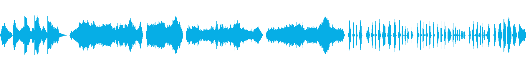 ジェット合成の再生済みの波形