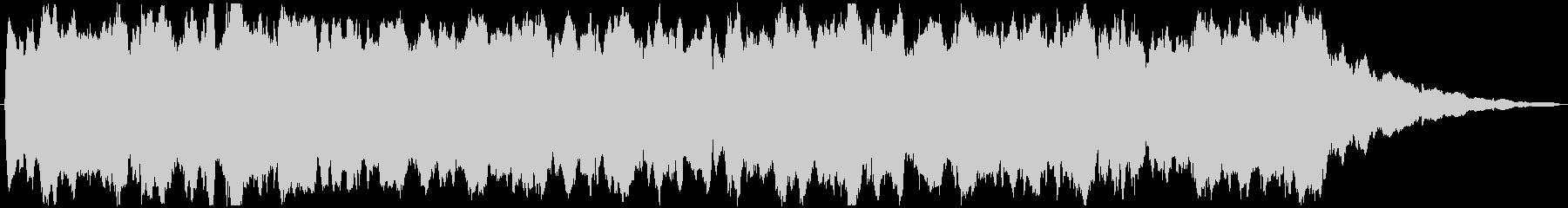 ドローン フライコンベンション01の未再生の波形