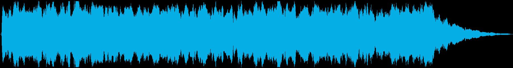 ドローン フライコンベンション01の再生済みの波形