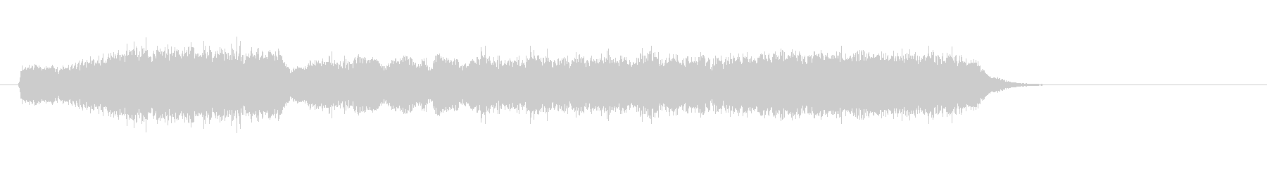テーマ13:オルガンの未再生の波形