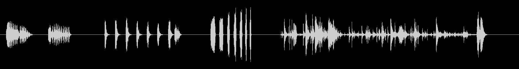 コメディオウムスコーク_07Us0...の未再生の波形
