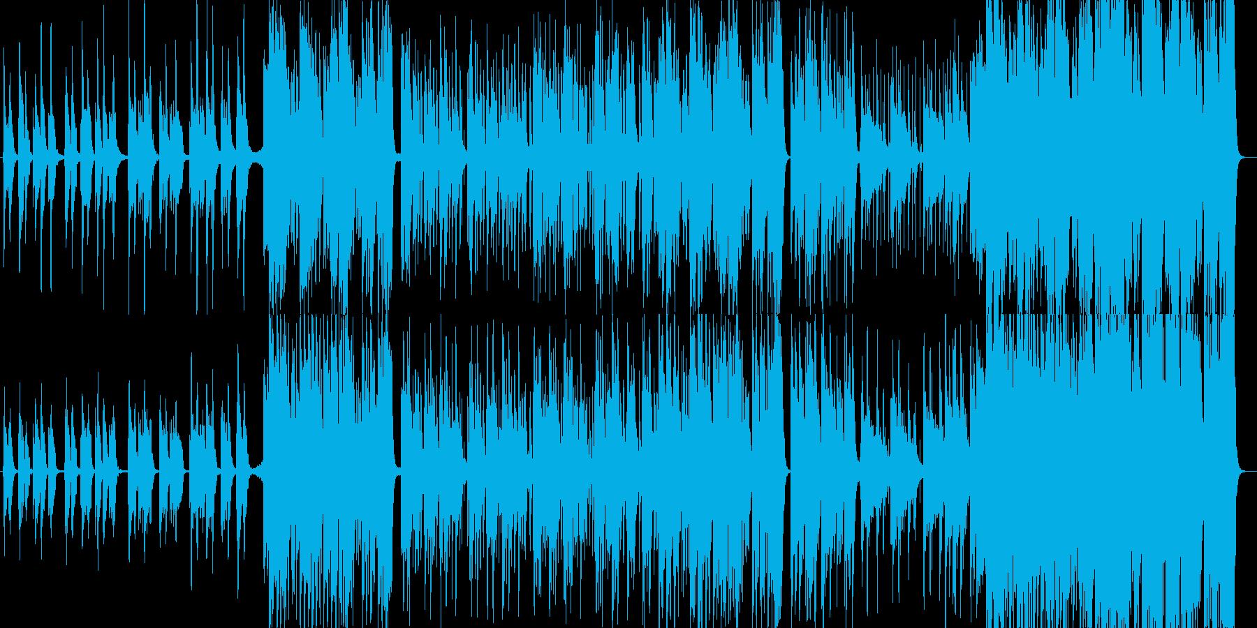 切ない過ぎるバラードの再生済みの波形