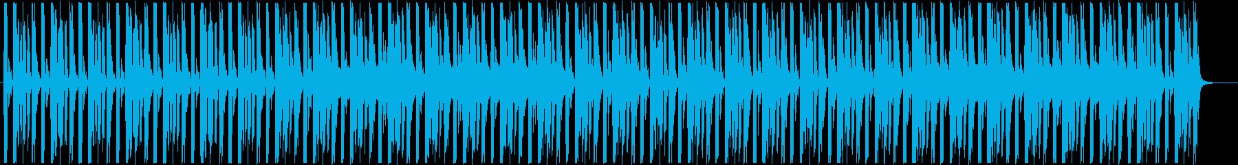 クールでソウルフルなディープハウスの再生済みの波形