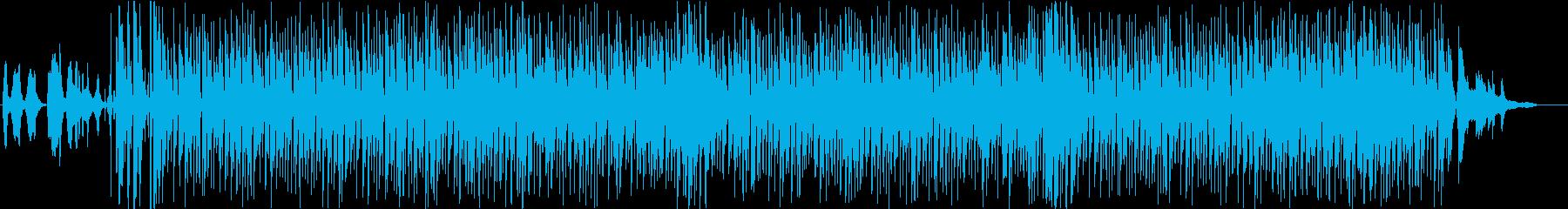 フランスのスウィング・ジャズ(伴奏版)の再生済みの波形