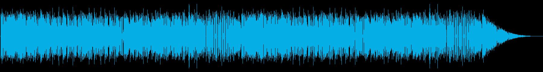 NES アクションC04-1(ステージ2の再生済みの波形