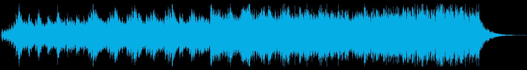 ★ややシリアスなEPICオーケストラ✡Aの再生済みの波形