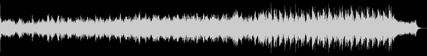 映画音楽、始まりの始まり、虚曲-18の未再生の波形