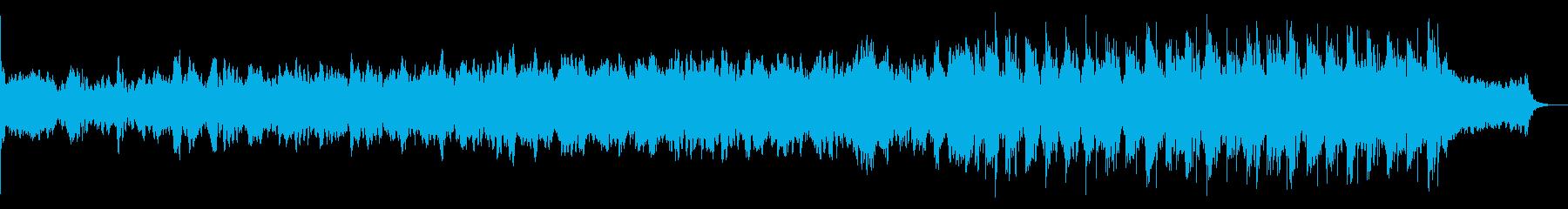映画音楽、始まりの始まり、虚曲-18の再生済みの波形