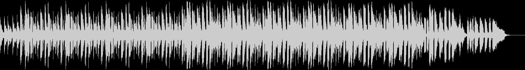 ハイテンポスウィングシンセなしverの未再生の波形