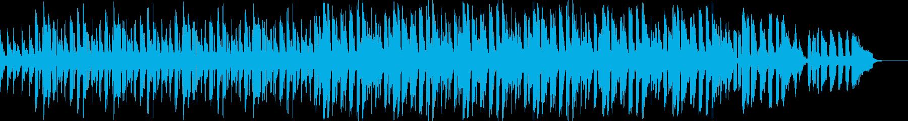 ハイテンポスウィングシンセなしverの再生済みの波形