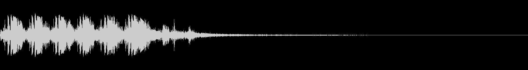 スミス&ウェッソンコルトは一連の短...の未再生の波形