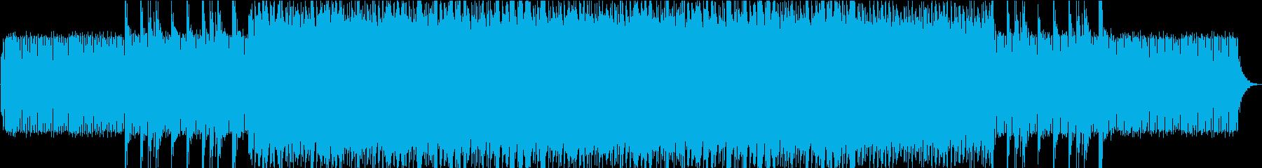 幻想的でミステリアスなダークファンタジーの再生済みの波形